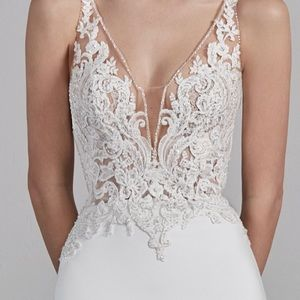 Erandi Pronovias Wedding Dress
